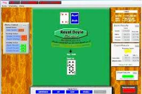 Инструмент профессионала - RoyalDoyle Blackjack Analyzer