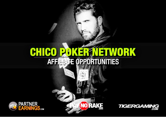 Обзор сети Chico Poker Network и флагманского рума - TigerGaming Poker
